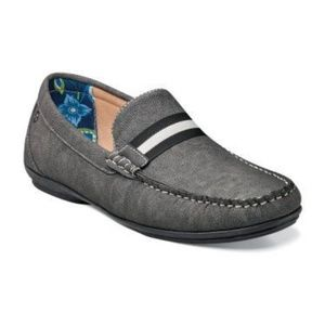 Stacy Adams Pepi Men's Loafer Shoes-Gray
